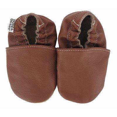 Hobea babyslofje bruin