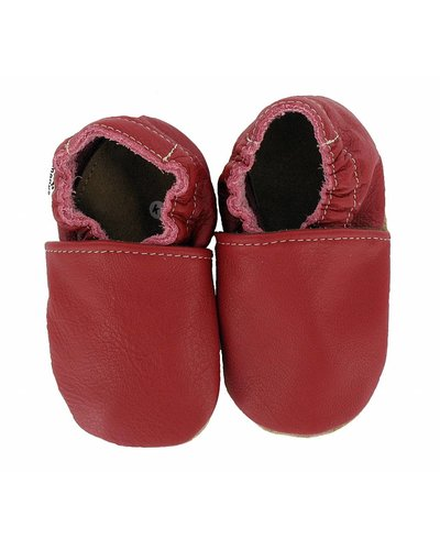 Hobea babyslofje Hobea rood
