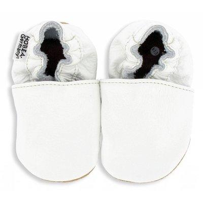 Hobea babyslofje wit