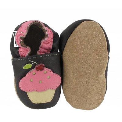 Hobea babyslofje cupcake