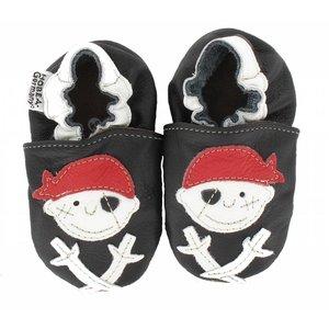 Hobea Hobea babyslofje piraat