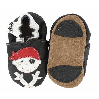 Hobea babyslofje piraat