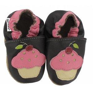 Hobea Hobea babyslofje cupcake
