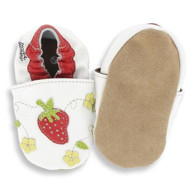 Hobea Hobea babyslofje  aardbeien