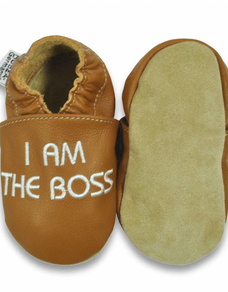babyslofje Hobea I am the Boss