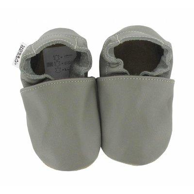 Hobea babyslofje grijs