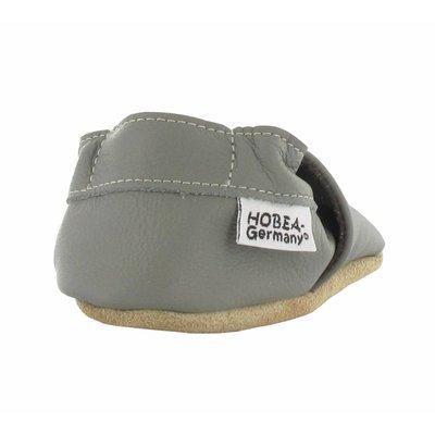 Hobea Hobea babyslofje grijs