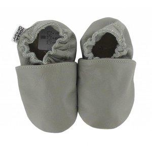 Hobea Hobea babyslofjes grijs