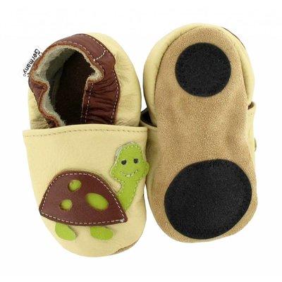 babyslofjes Hobea schildpad