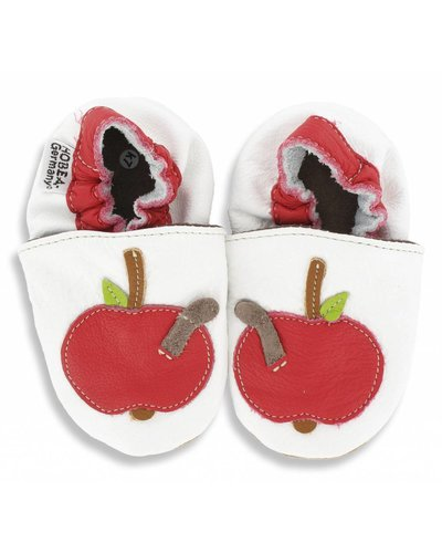 Hobea babyslofjes Hobea appel