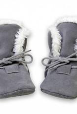 Hobea Hobea winterslofje grijs
