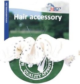 Harry's Horse Hair accessory white