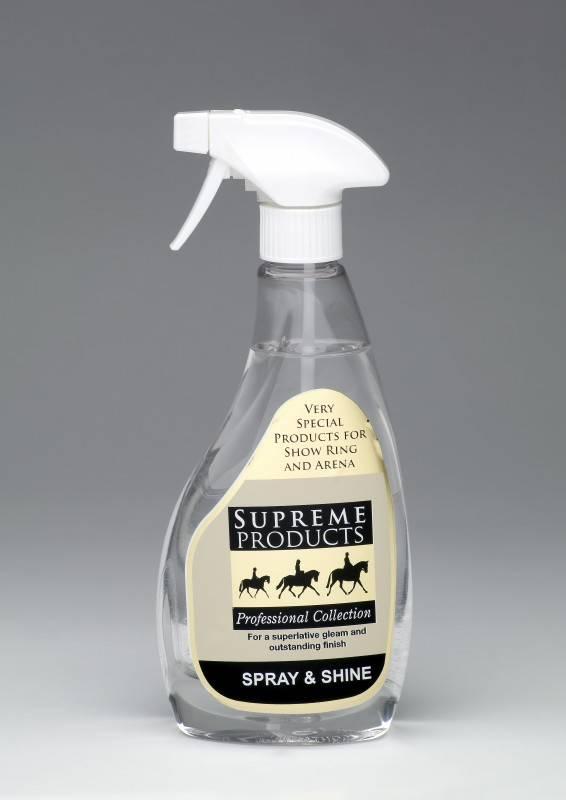 Supreme products Spray & shine