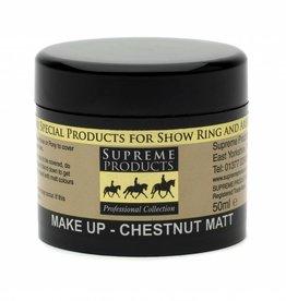 Supreme products Make-up chestnut matt