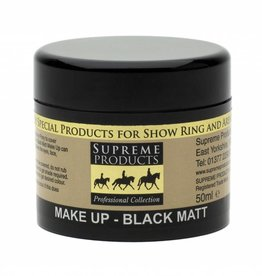 Supreme products make-up black matt