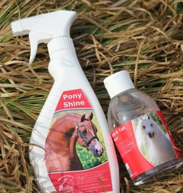 Ponyweb combi-voordeel mane&tail conditioner & coatshine