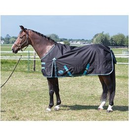 Harry's Horse outdoor rain rug with fleece lining