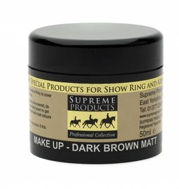 Supreme products Make-up dark brown matt