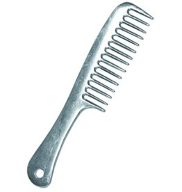 Imperial riding comb with handle