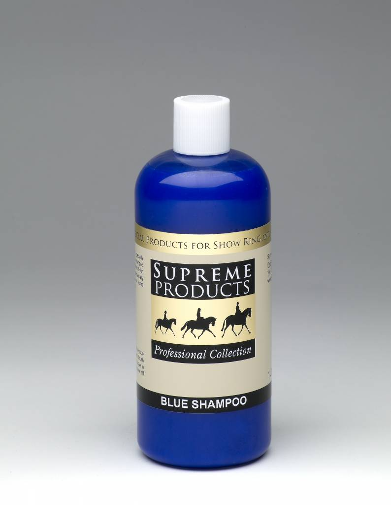 "Supreme products Zilver shampoo ""blue"""