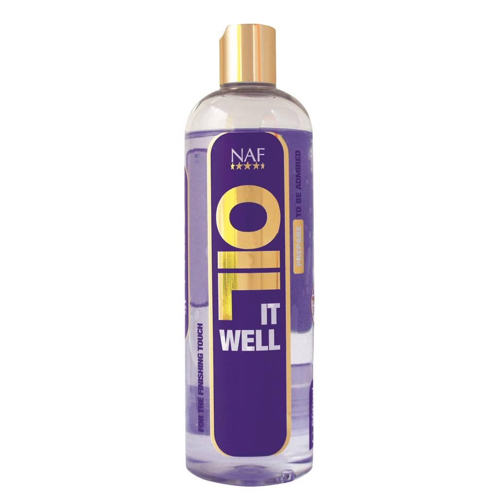 NAF NIEUW Oil it well