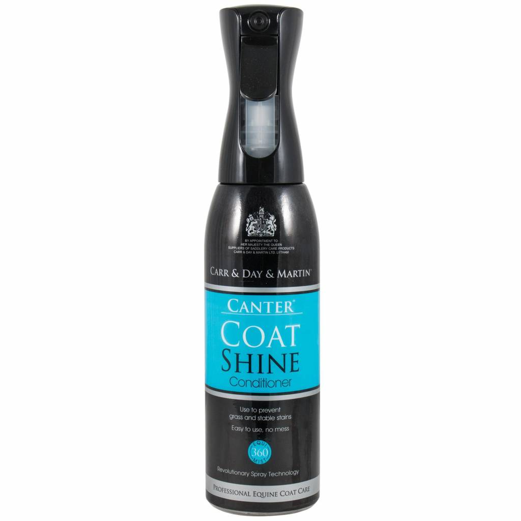 Carr Day & Martin Canter coat shine equimist