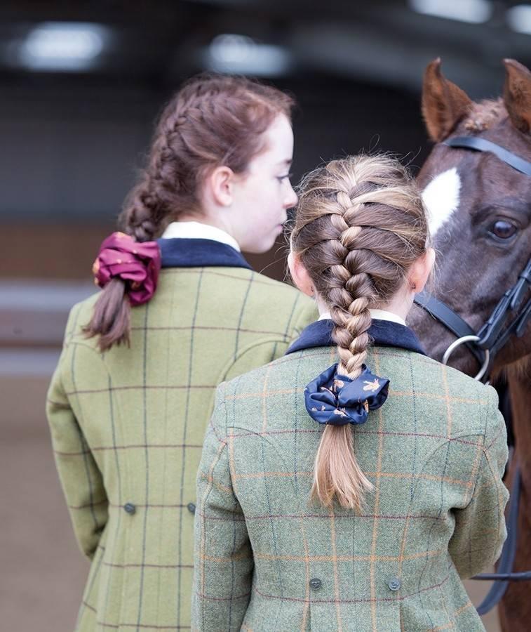 Haarstrik dots & ponies