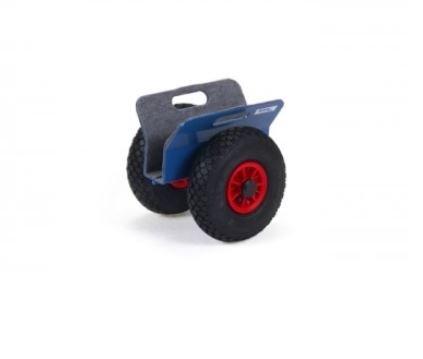 Plattenroller mit Klemmbacken mit einer Tragkraft von 250 kg