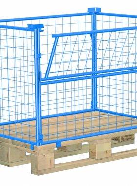 Gitterbox für Paletten