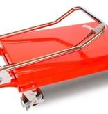Hubtischwagen mit einer Tragkraft von 150 kg