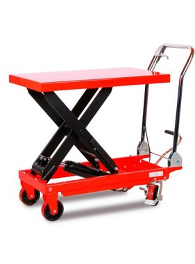Hubtischwagen 500 kg