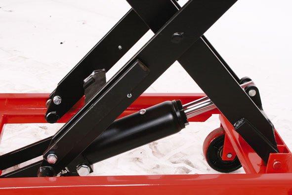 Doppelscheren Hubtischwagen 350 kg