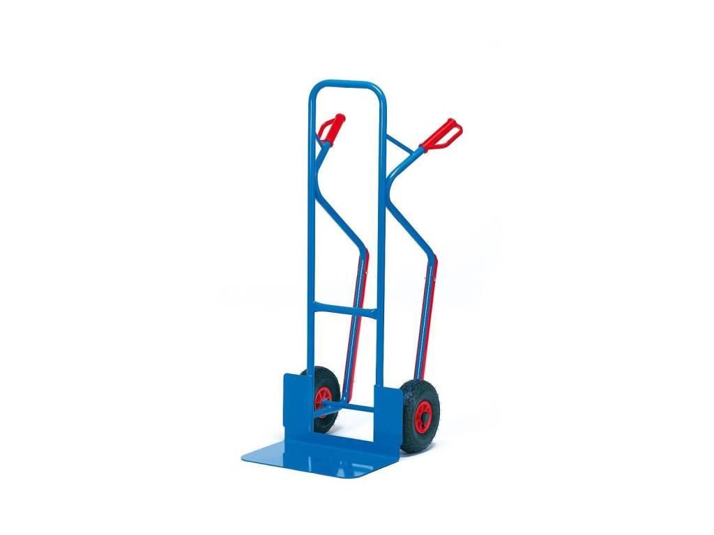 Stahlrohrkarre 300 kg mit Gleitkufen