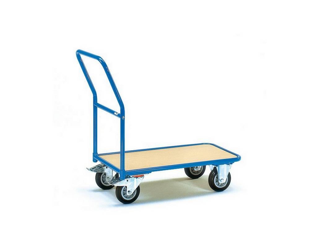 Magazinwagen mit 200 kg Tragkraft