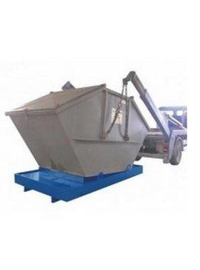Containerwanne für Absetzcontainer