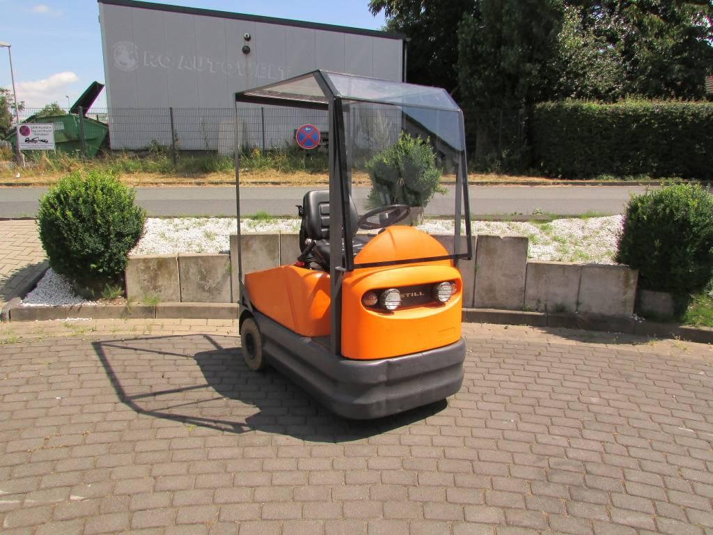 Still R06 Schlepper mit 150 kg Tragkraft und 1200 kg Zugkraft