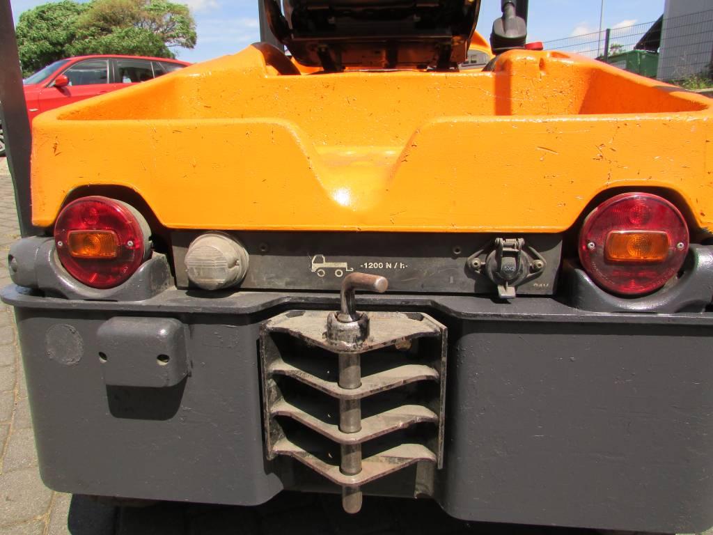 Still R06 Schlepper mit 1200 kg Zugkraft und 150 kg Tragkraft