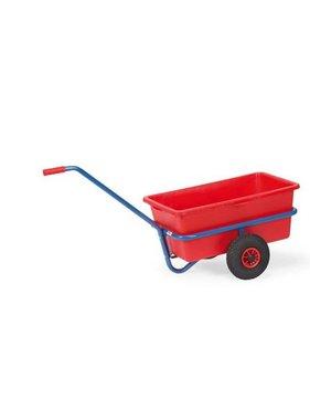 Handwagen mit Kunststoffmulde