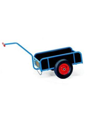 Handwagen mit 4 Wänden 1-Achser