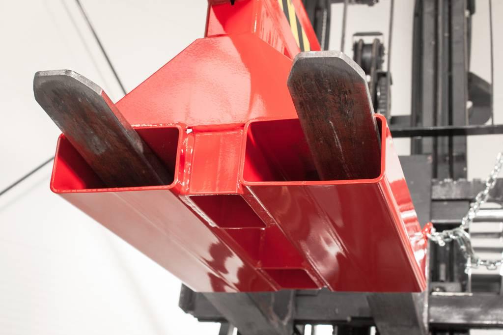 Kranarm 3000kg starre Ausführung