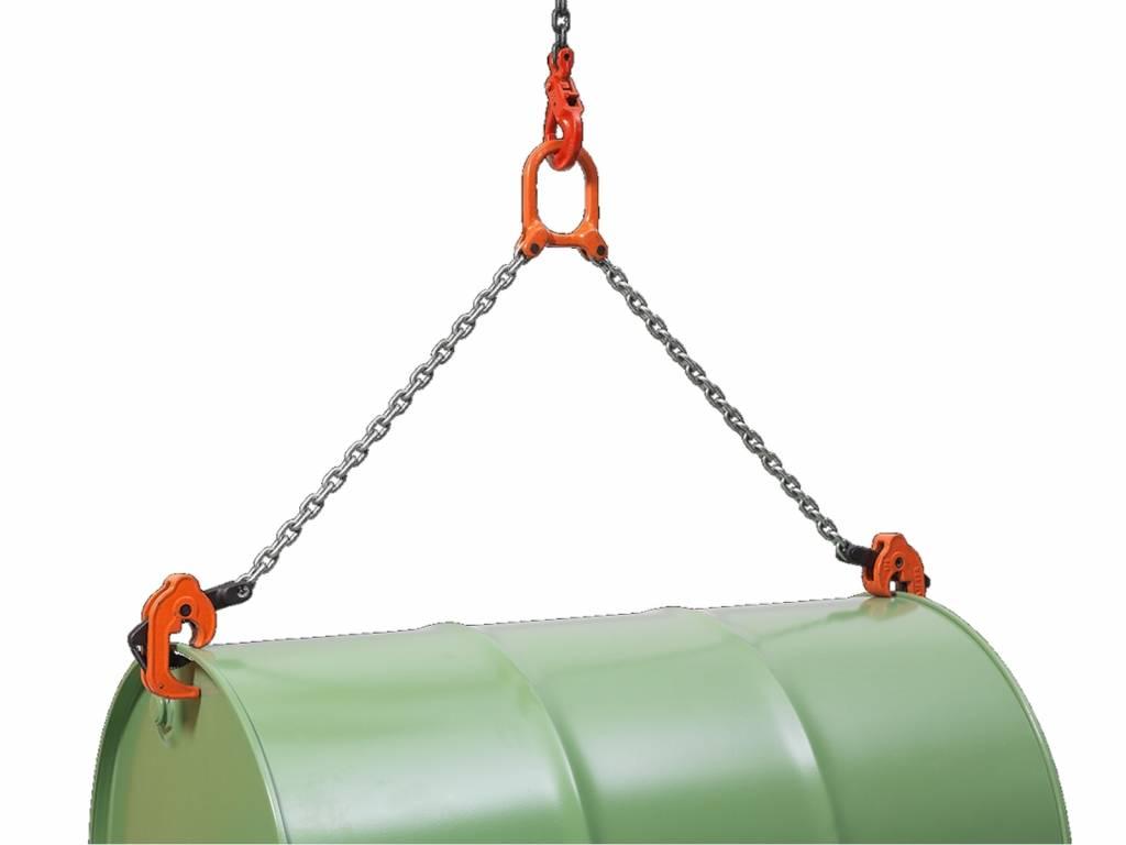 Fassklemme für Stahlfässer
