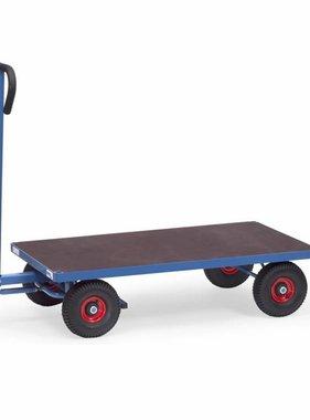 Handwagen 500 kg 2 Achsen