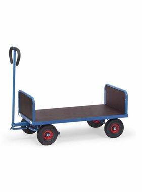 Handwagen 500 kg 2 Stirnwänden