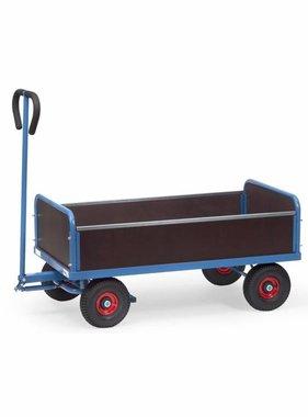 Handwagen 500 kg 4 Wände