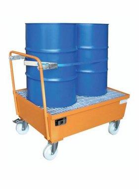 Fahrbare Auffangwanne 200 Liter
