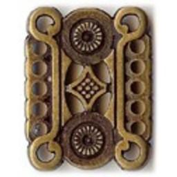 Cuenta DQ greek ornament