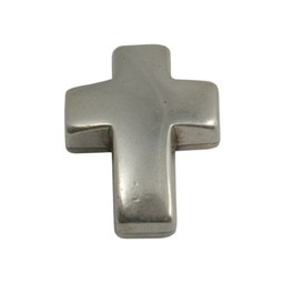 Cuenta DQ Metaal kruisje zilverkleur