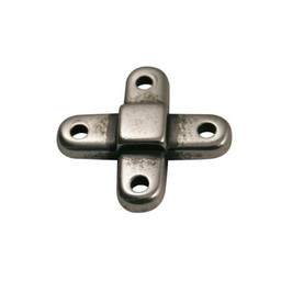 Cuenta DQ connector cross silver plating