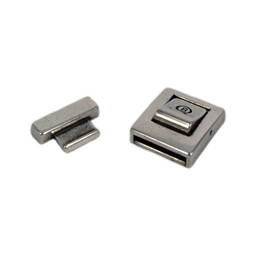 Cuenta DQ Blin-Q  verrschluss 19mm 2-delig klik