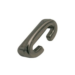 Cuenta DQ metal alfabet 13mm letter: C